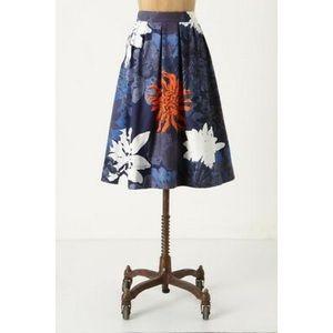 NWOT Marimekko for Anthropologie Skirt